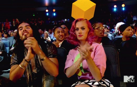 Katy Perry, Russell Brand Pic