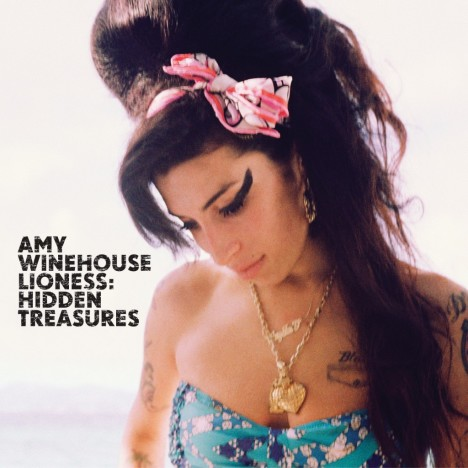 Amy Winehouse Lioness Album Cover
