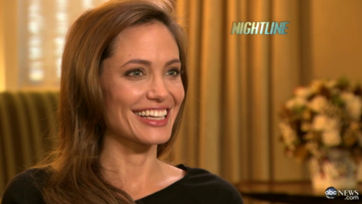 Angelina Jolie on Nightline