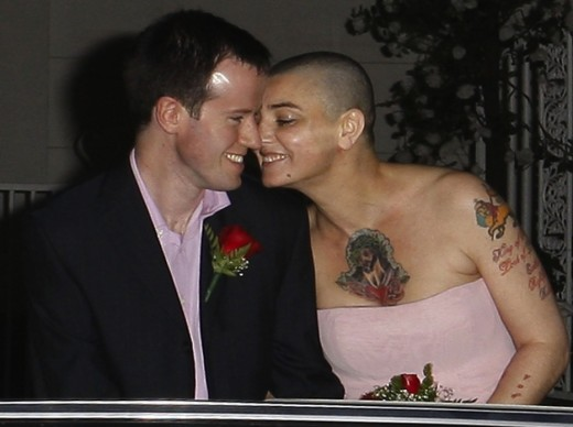 Sinead O'Connor, Barry Herridge