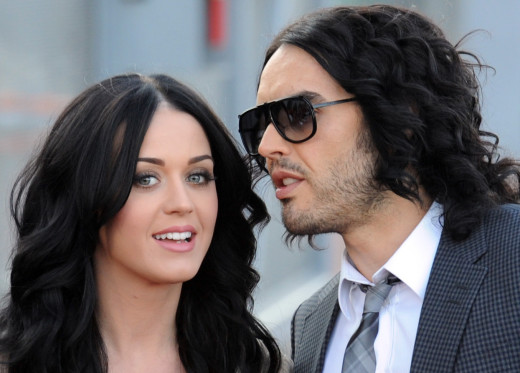 A Russell Brand and Katy Perry Pic