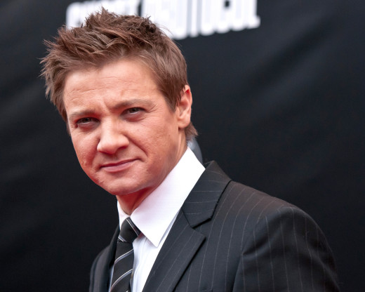 Jeremy Renner Premiere Picture