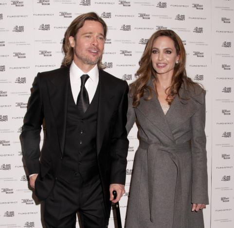 Angelina, Brad Pic