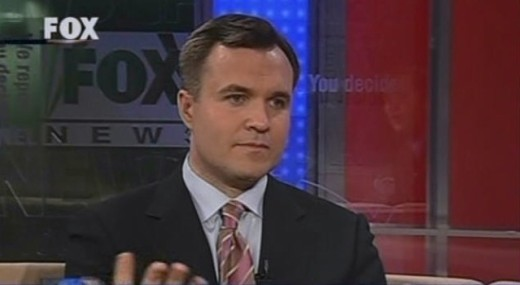 Greg Kelly on Fox