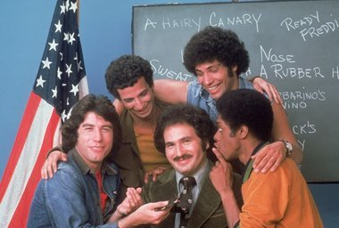 Welcome Back Kotter Cast