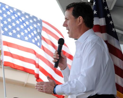 Rick Santorum Pic