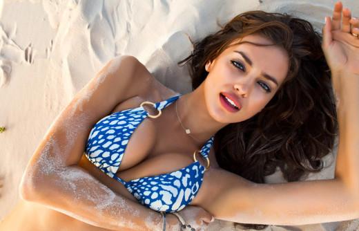 Irina Shayk Sports Illustrated Swimsuit Edtion Picture