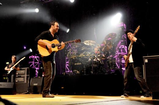 Dave Matthews Band Concert Pic