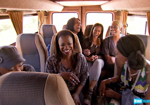 Housewives Bus Tour