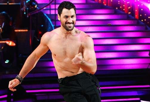 Maksim Chmerkovskiy Shirtless Pic