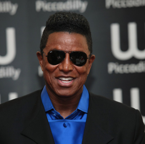 Jermaine Jackson in London