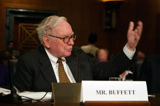 Warren Buffet Picture