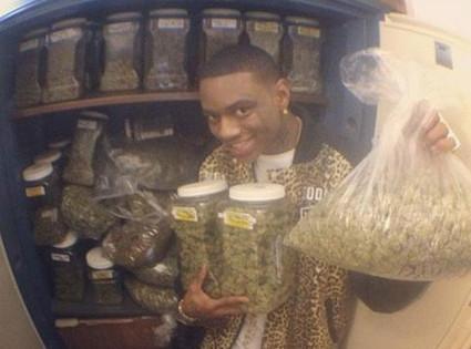 Soulja Boy, Weed