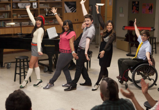 Glee Finale Photo
