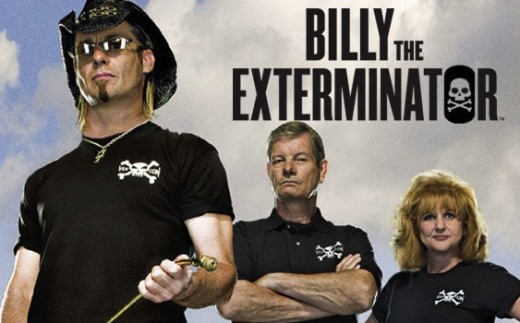 Billy the Exterminator Pic