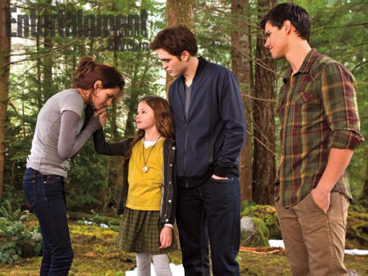 Breaking Dawn Photo