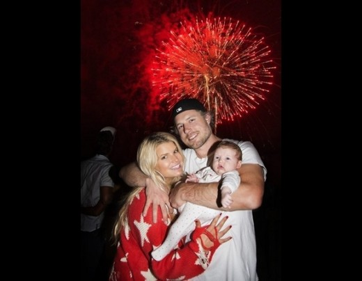 Jessica Simpson, Family