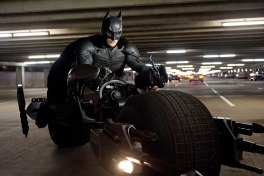 Go Batman!