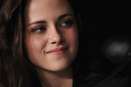 The Kristen Stewart Smirk