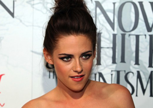 Kristen Stewart at Snow White Premiere