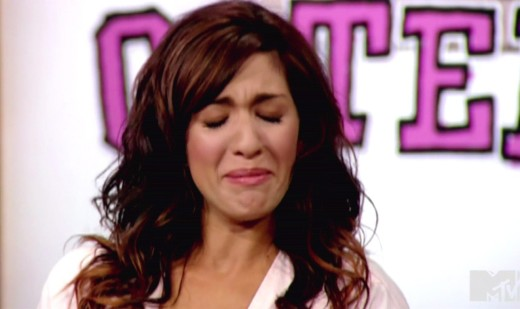 Farrah Abraham Crying Gif Farrah abraham crying