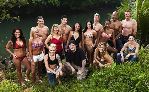 Survivor: Philippines Cast Photo