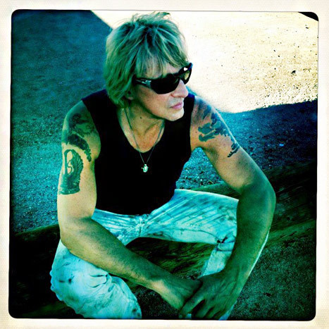 Richie Sambora Blonde Hair