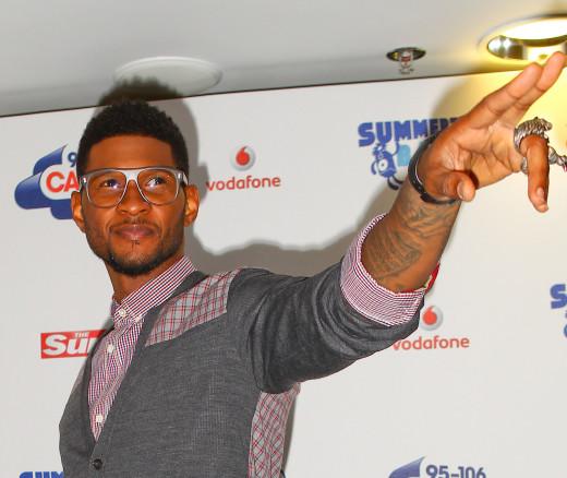 Usher Photograph