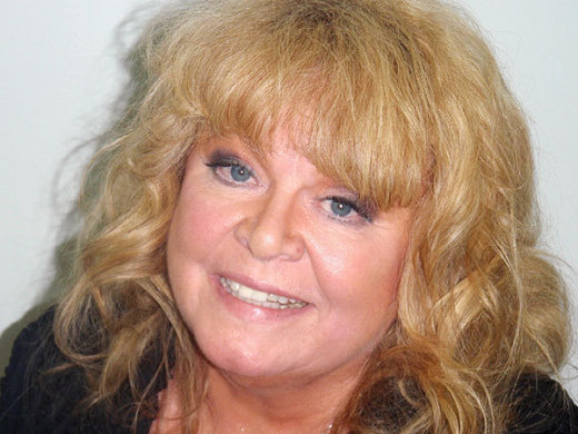 Sally Struthers Mug Shot