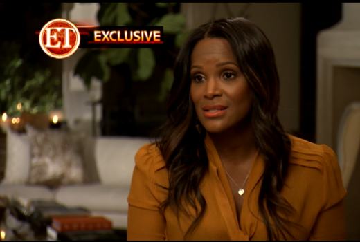 Tameka Foster on Entertainment Tonight