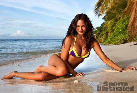 Hot Chrissy Teigen Photo