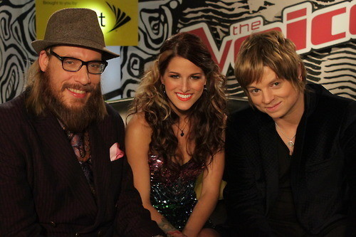 The Voice Top 3