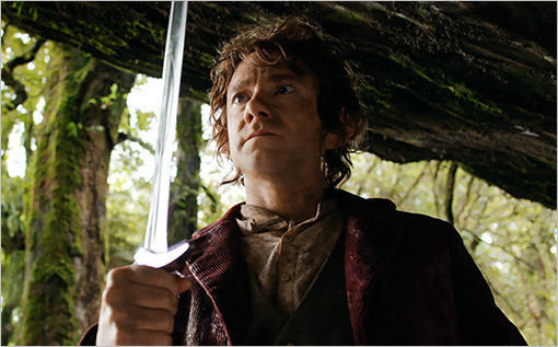 Martin Freeman as Bilbo Baggins