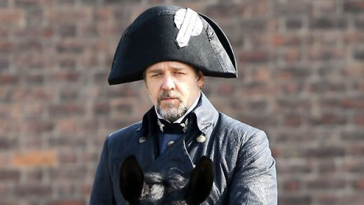 Russell Crowe as Javert