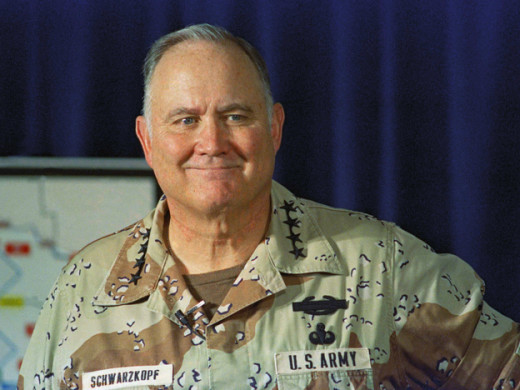 Norman Schwarzkopf Photo