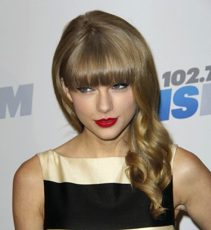 Taylor Swift, Bangs