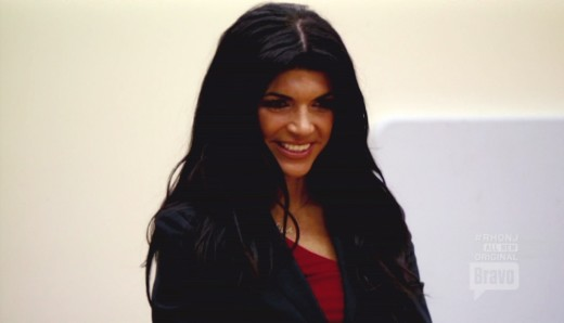 Teresa Giudice on TV