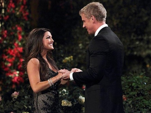 Tierra LiCausi and Sean Lowe