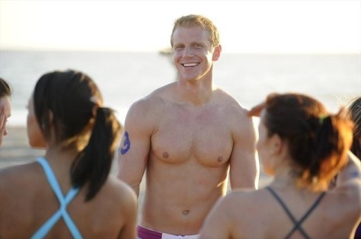 Sean Lowe Shirtless Photo