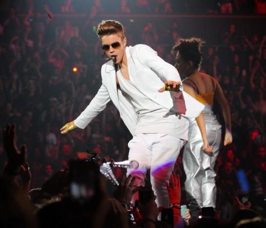 Justin Bieber in Orlando