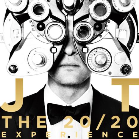 Justin Timberlake Album Art