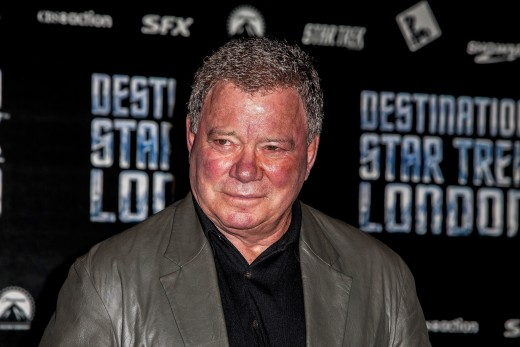 William Shatner Photograph