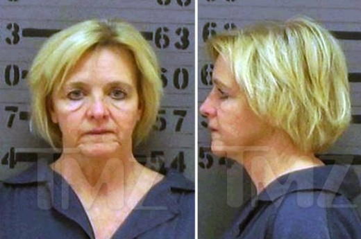 Sheryl Phillips Mug Shots