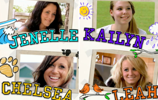 Teen Mom 2 Credits Photo