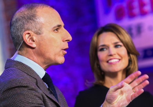 Matt Lauer Today Pic