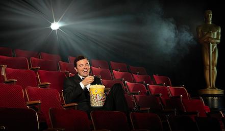 Seth MacFarlane for the Oscars