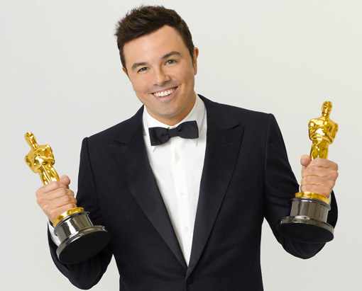 Seth MacFarlane Oscars Photo