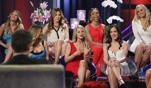 Bachelor Women Tell All Pic