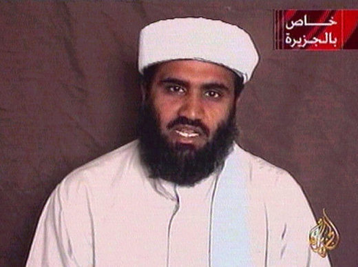 Osama Bin Laden Son in Law