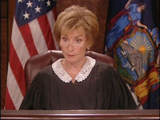 Judge Judy Pic